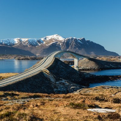 6 Of The Most Dramatic Road Trips In The World - The Wise Traveller