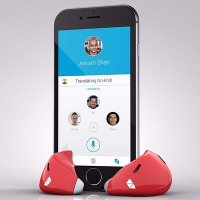 The Smart Earpiece Translator - The Pilot - Translates Languages So You Don't Have To - The Wise Traveller
