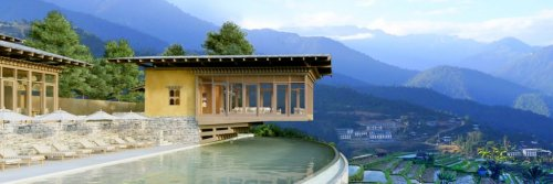 This Month In Travel - Architectural Tourism - Bhutan