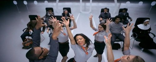 Top 5 Wackiest Airline Safety Presentations - The Wise Traveller - Virgin America Safety Dance