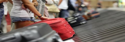 Top Travel Insurance Claims - The Wise Traveller - Luggage Claim At Airport