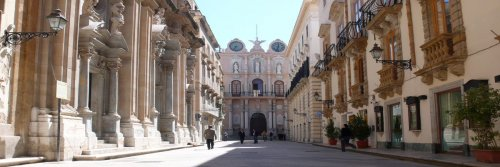 Trapani, Sicily - Trapani - A Short Travel Guide - The Wise Traveller - Corso Vittorio Emanuele