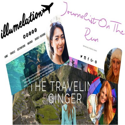 The Wise Traveller - Travel Bloggers to watch - April 2016