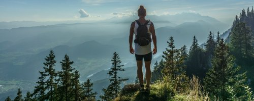 Travel Product Review - A Few More Crazy Travel Must Haves...or Not - The Wise Traveller - Hiking