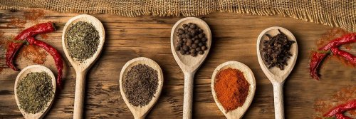 Travelling Through Spices During Lockdown - The Wise Traveller