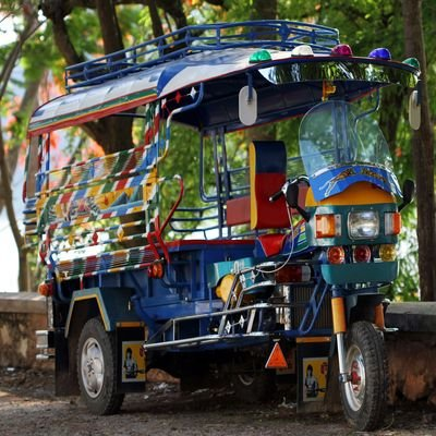 Tuk Tuk Terrors - Border Towns - The Wise Traveller - Laos