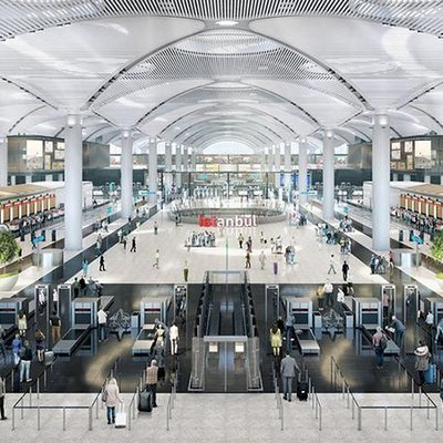 TWT Insider: Turkey's New International Airport