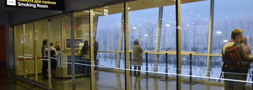 Why Airports Need Smoking Lounges