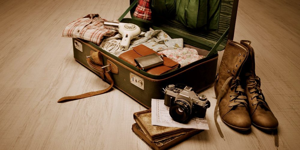 What Not To Pack - The Wise Traveller