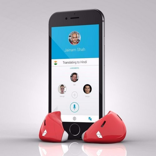 The Smart Earpiece Translator