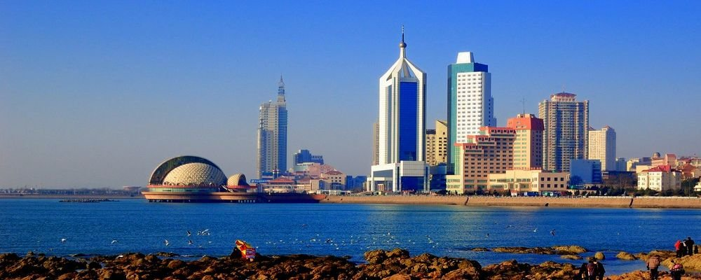 5 Amazing Asian Waterfront Cities - 5 Asian Cities With Great Waterfronts - The Wise Traveller - Qingdao, China