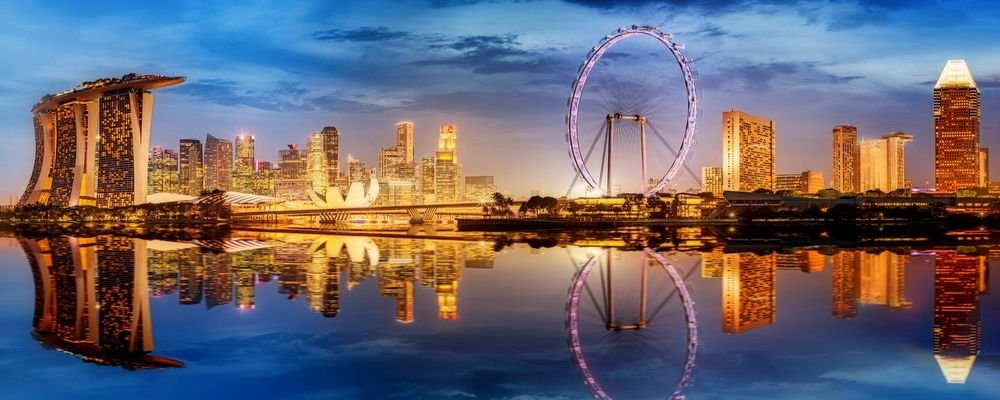 5 Amazing Asian Waterfront Cities - 5 Asian Cities With Great Waterfronts - The Wise Traveller - Singapore