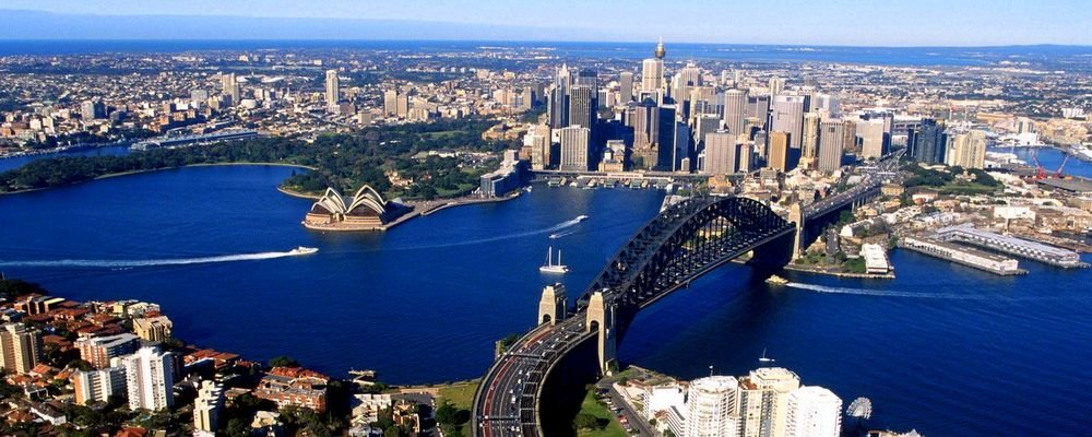 5 Amazing Asian Waterfront Cities - 5 Asian Cities With Great Waterfronts - The Wise Traveller - Sydney, Australia