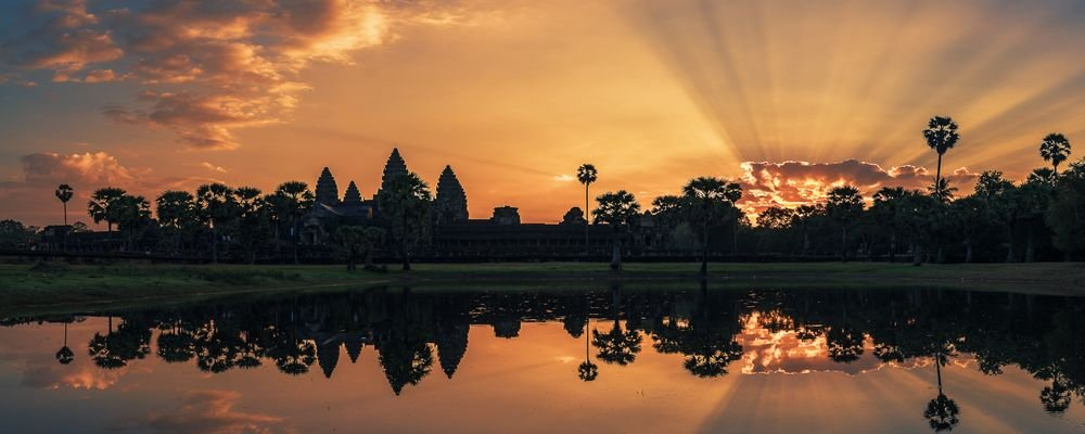 5 Bucket List Debunks - 5 Travel Fantasies That Can Be Travel Nightmares - The Wise Traveller - Cambodia - Sunrise - Angkor Wat