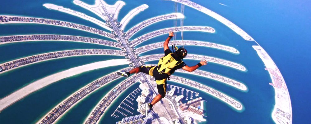 5 Destination When You Win The Lottery - Ability To Splurge? 5 Places To Visit When You Have The Cash - The Wise Traveller - Skydive Dubai