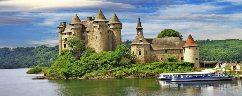 5 Remote European Destinations Worth Exploring - The Wise Traveller - Chateau De Val - Auvergne - France