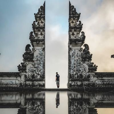 8 Most Scenic Places to Visit in Bali - The Wise Traveller - Lempuyang