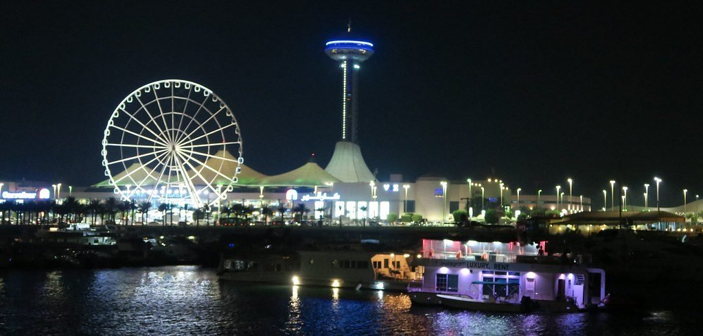 Abu Dhabi Travel Guide for First Time Travellers - The Wise Traveller - Marina Eye