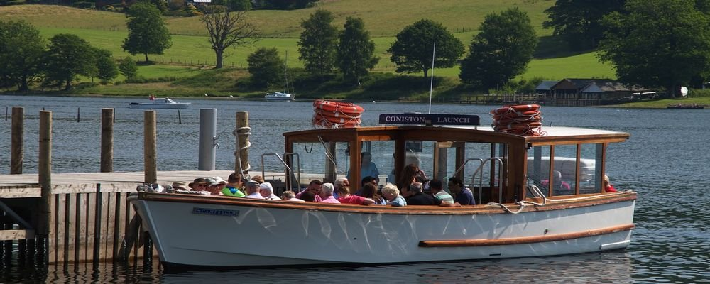 Accessible Lake District - UK - The Wise Traveller - Coniston Boating