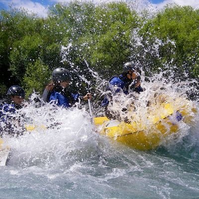 Adrenalin Junkies' Heaven—  Pucon, Chile - rafting