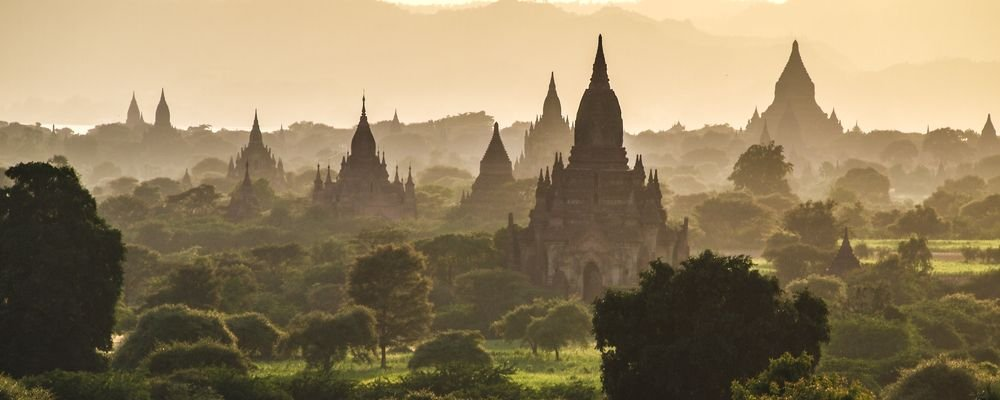 Affordable Destinations In Asia - The Wise Traveller - Bagan - Myanmar
