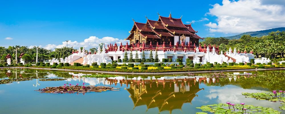 Affordable Destinations In Asia - The Wise Traveller - Chiang Mai Temple - Thailand