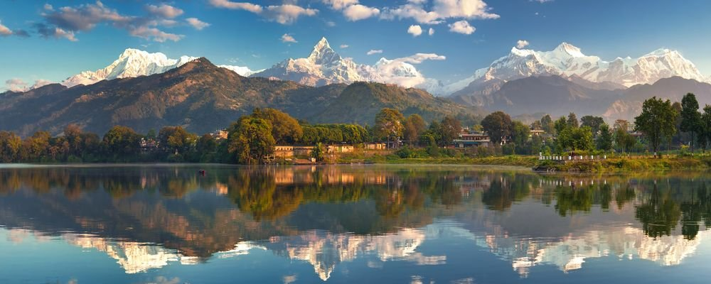 Affordable Destinations In Asia - The Wise Traveller - Pokara - Nepal
