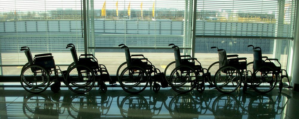 Accessible Flying - The Wise Traveller
