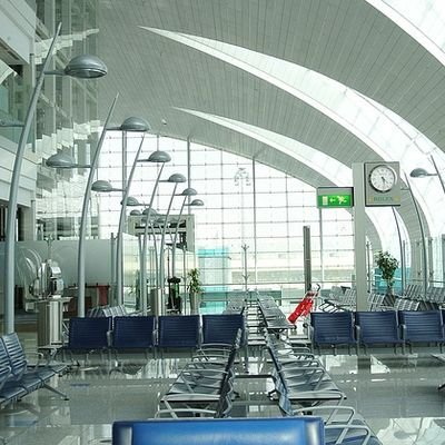 Airports with the Fastest Wi-Fi Speeds - The Wise Traveller - Dubai Airport