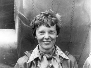 Women Who Travel - Amelia Earhart - The Wise Traveller