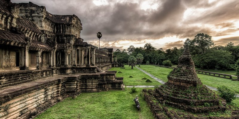 Top 5 Asian Temples - The Wise Traveller