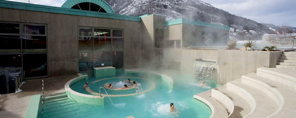 5 Winter Wonderlands to Visit - The Wise Traveller - Ax-les-Thermes France