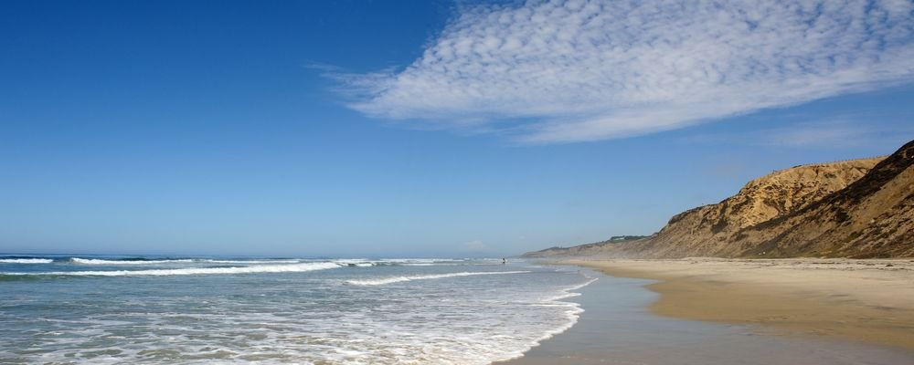 Best Beaches For Winter Surfing - The Wise Traveller - Black Beach - California