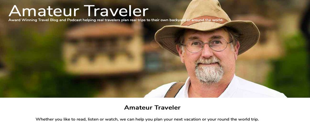Best Podcasts for Inspiring Travel - The Wise Traveller - Amateur Traveller