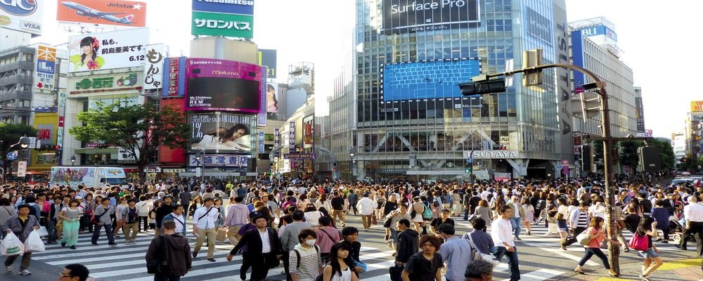 Best Trips For Solo Travelers - The wise Traveller - Shibuya - Tokyo - Japan