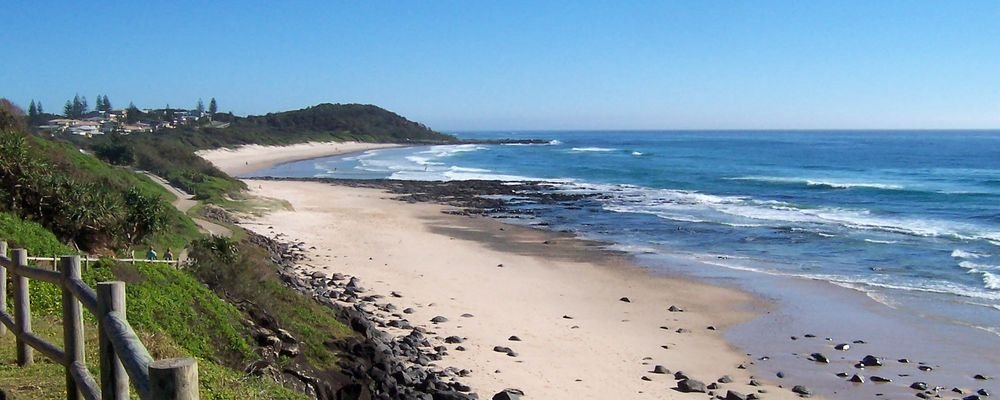 Beyond Byron Bay - Secrets of New South Wales' Northern Rivers - The Wise Traveller - Ballina Beach
