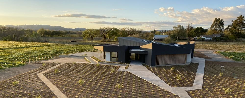Beyond the Wine Glass–Wineries with Art Galleries - The Wise Traveller - Aperture Estate Winery