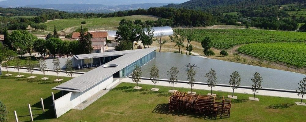 Beyond the Wine Glass–Wineries with Art Galleries - The Wise Traveller - Chateau La Coste Art Center