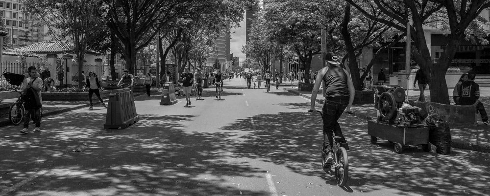 Cycle Friendly Cities - The Wise Traveller - Bogota