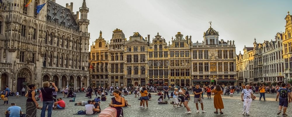 Breezing Through Brussels' Museums - The Wise Traveller - Brussels (Pixabay-3707925_1280)