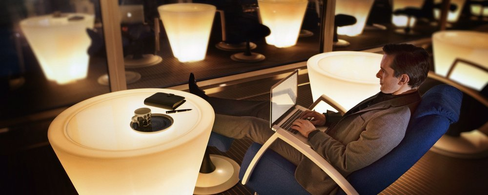 10 Tips for First-time Business Travellers - The Wise Traveller - Airport Lounges