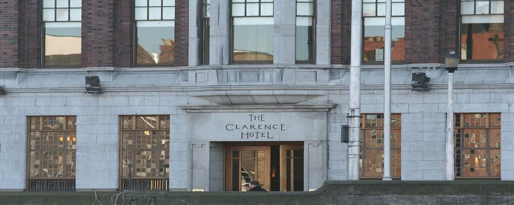 Celebrity Owned Hotels - The WIse Traveller - The Clarence Hotel - Dublin