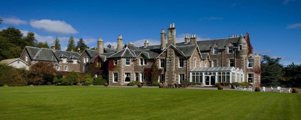 Celebrity Owned Hotels - The WIse Traveller - The Cromlix Hotel - UK