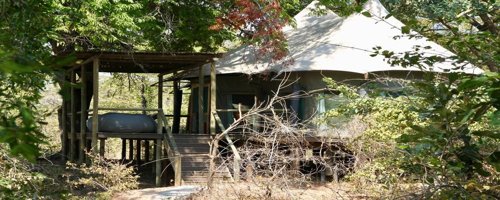Chindeni Bush Camp - South Luangwa National Park - Zambia - Animal Bootcamp - The Wise Traveller - Stay
