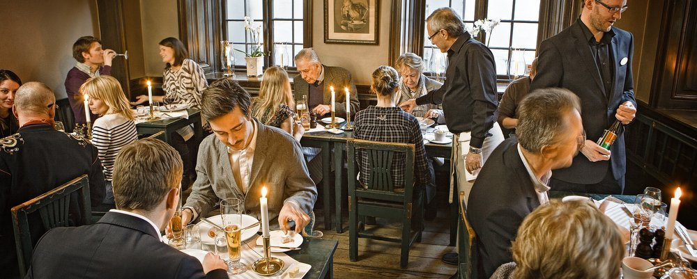 Stockholm: Gamla Stan Dining - The Wise Traveller
