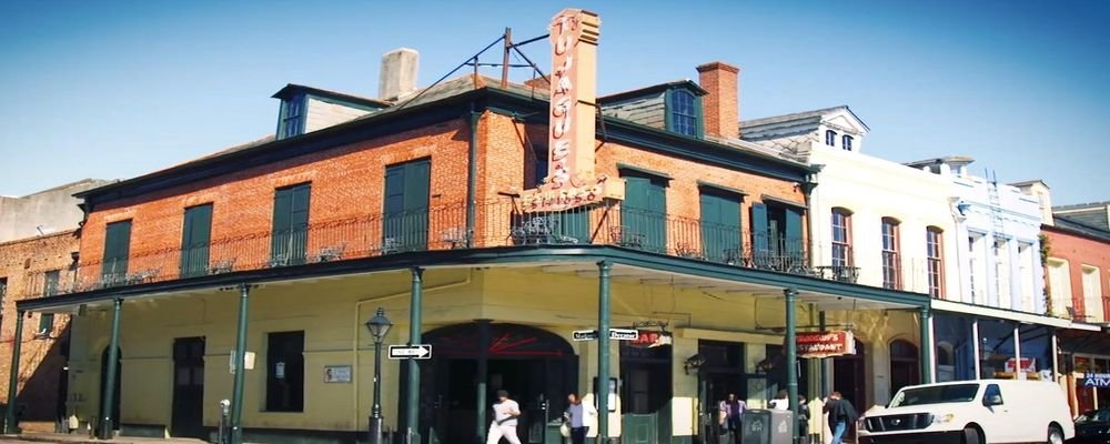 Dining Out in New Orleans - The Wise Traveller - Tujague