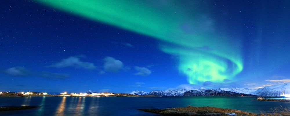 Eight Reasons Why You Should Visit Scandinavia This Year - The Wise Traveller - Northern Light