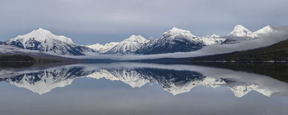 Eight Reasons Why You Should Visit the USA This Year - The Wise Traveller - Lake McDonald