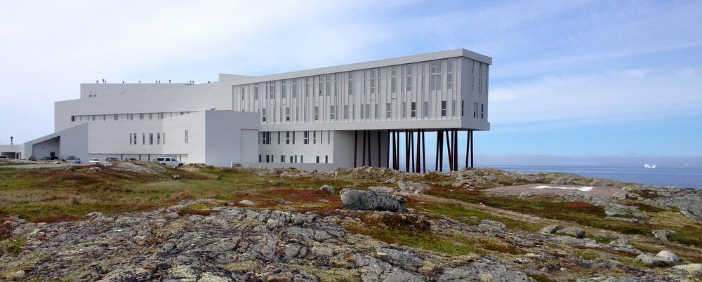 Where to Visit for Amazing Architecture - Fogo Island Canada