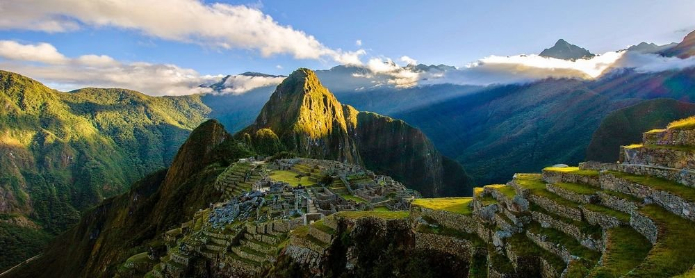 Food for the Soul—Wellness Travel - The Wise Traveller - Machu Picchu